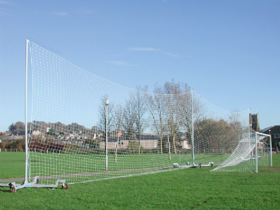 FootBall Ball Stop Netting System